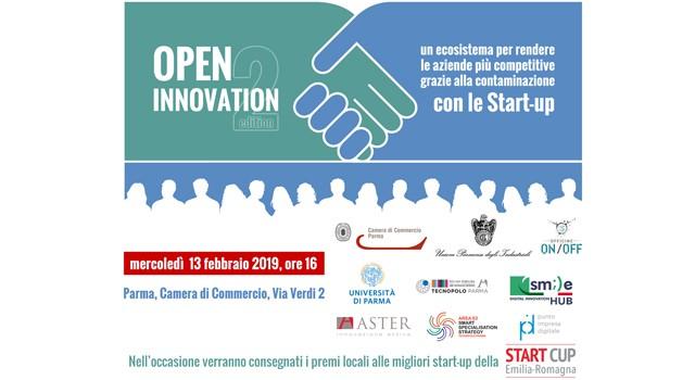 OPEN INNOVATION: un ecosistema per rendere le aziende più competitive grazie alla contaminazione con le start-up