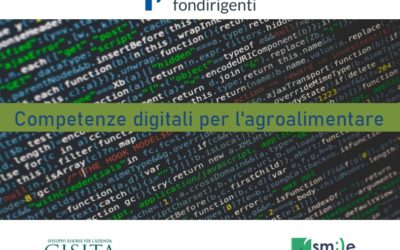 Fondirigenti – Digital skills for the food industry
