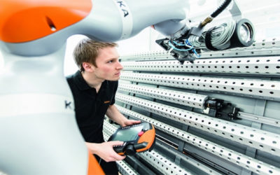 Arriva MindBot, il robot che reagisce allo stress del lavoratore