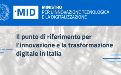 Innova per l'Italia: la tecnologia, la ricerca e l'innovazione in campo contro l'emergenza Covid