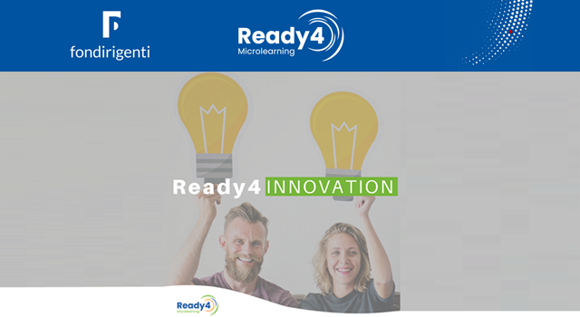 Fondirigenti lancia Ready4, la piattaforma di microlearning gratuita