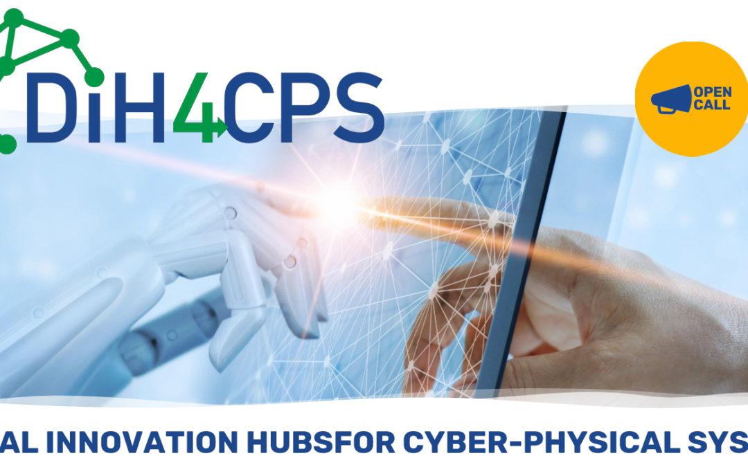 Open Call europea per esperimenti volti a favorire i DIH per l'integrazione dell'interoperabilità nei sistemi cyber-fisici
