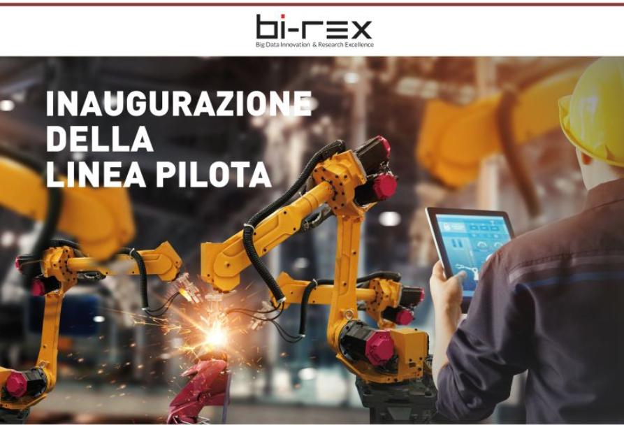 BI-REX Competence Center inaugura la Linea Pilota