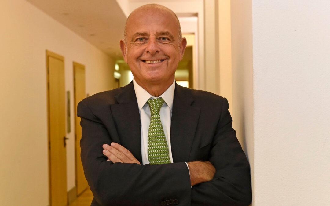 Intervista a Luca Manuelli, presidente Cluster Fabbrica Intelligente