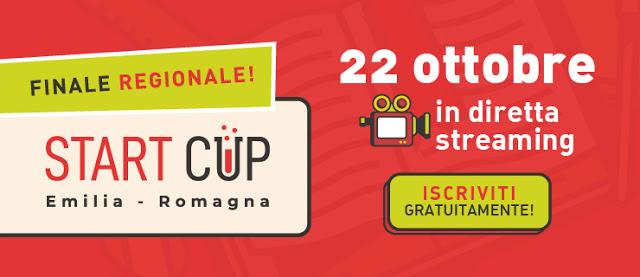 Finale della Start Cup Emilia-Romagna 2020